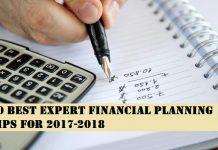 10 Best Expert Financial Planning Tips