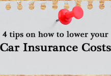 tips to keep your car insurance cost low