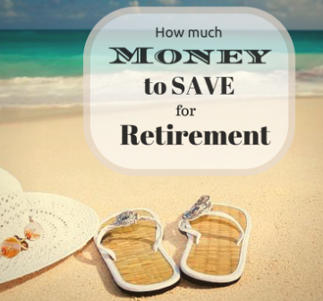 need to save for retirement